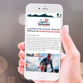 Email Communication sur sponsor